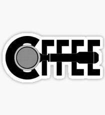 C(portafilter)ffee Sticker