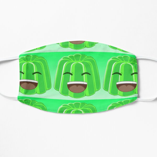 Jelly Logo Flat Mask