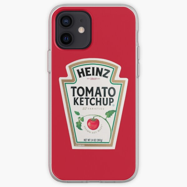 HEINZ Tomato Ketchup iPhone Soft Case