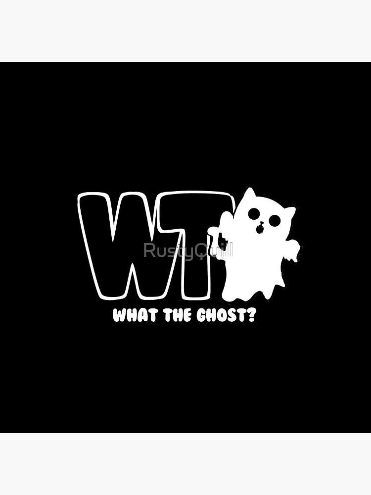 What The Ghost? - Light by RustyQuill