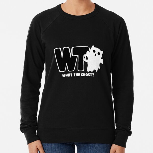 What The Ghost? - Light Lightweight Sweatshirt