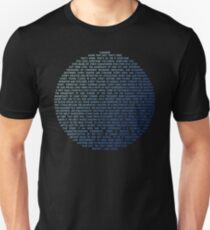 Pale Blue Dot - Carl Sagan T-Shirt