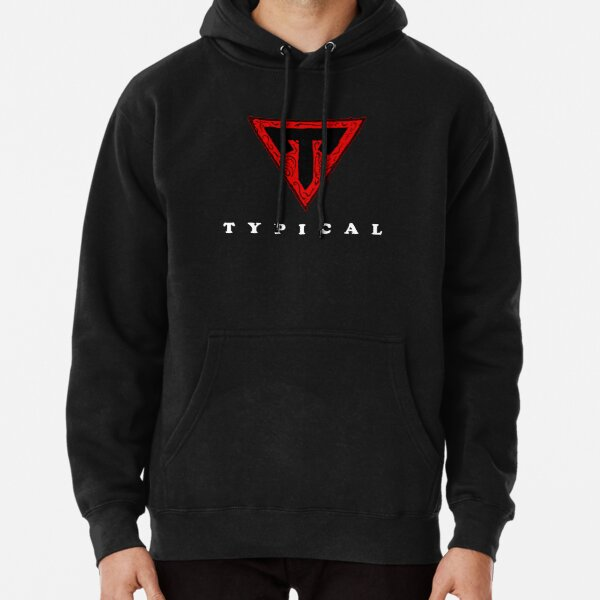 Typical Gamer Pullover Hoodie
