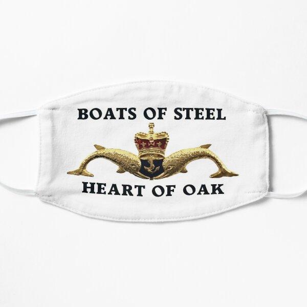 Boats of steel, Heart of Oak Flat Mask
