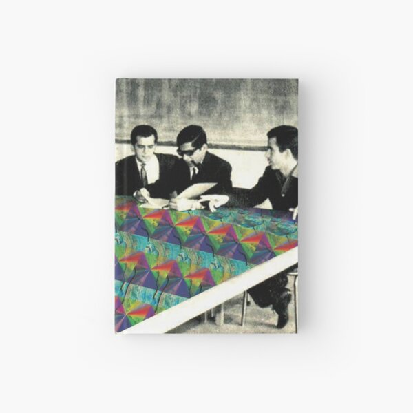 Meet and great Hardcover Journal