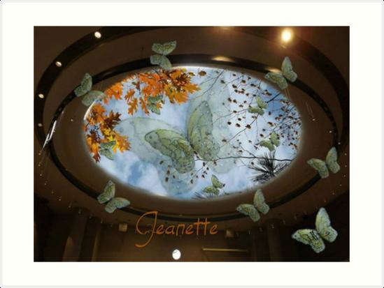 BUTTERFLIES by Marie Leblanc