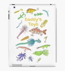 Daddy's Toys iPad Case/Skin