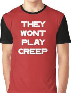 No Creep (Version 4) Graphic T-Shirt
