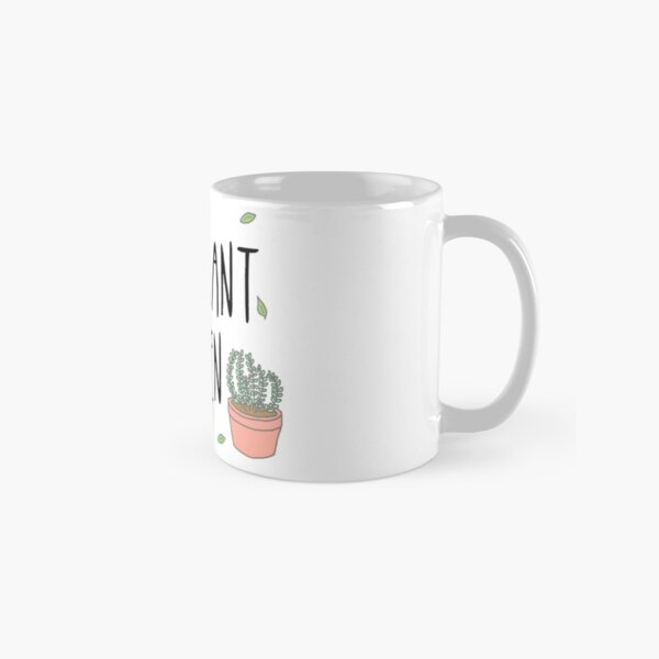 The Plant Queen Classic Mug