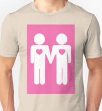 The Love Wins Collection by Mikesbliss Unisex T-Shirt