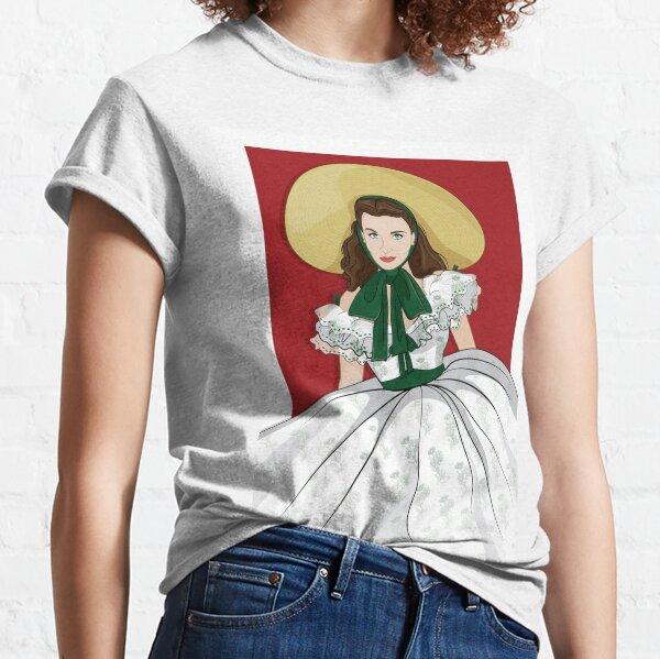 Scarlett O'Hara Classic T-Shirt