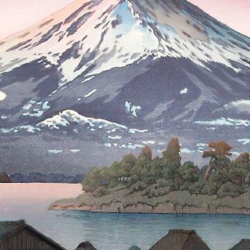 Der Kawaguchi-Pfad von Kijiermono