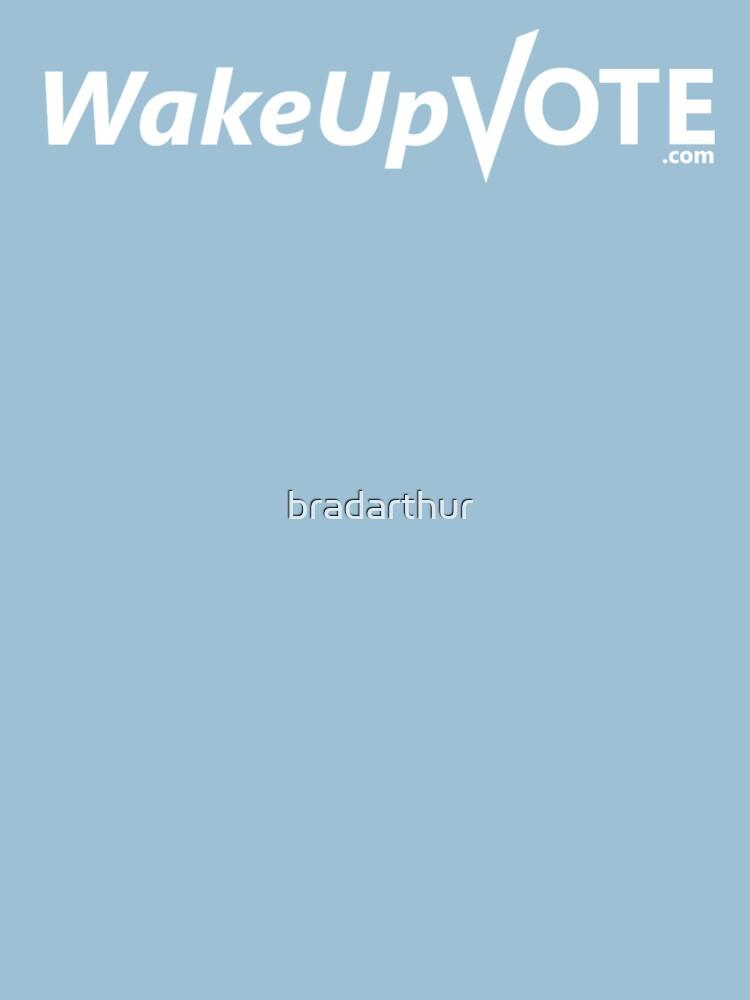 WakeUpVote.com by bradarthur