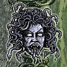 Medusa Gorgon by Scott Jackson