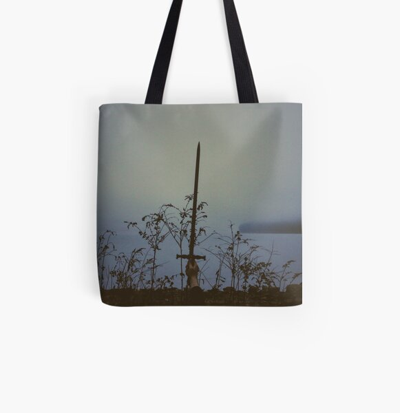 She Rises All Over Print Tote Bag