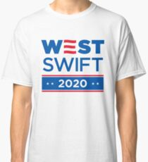 West Swift 2020 Kanye Classic T-Shirt