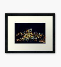 RIO Framed Print