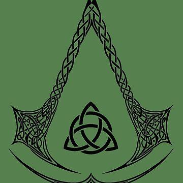 Celtic Assassin by Koareck