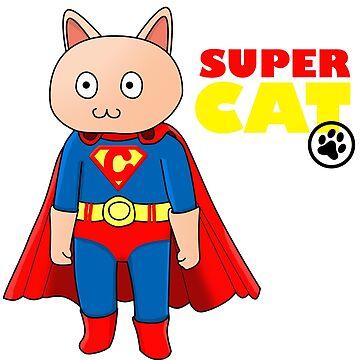 SuperCat by kijkopdeklok