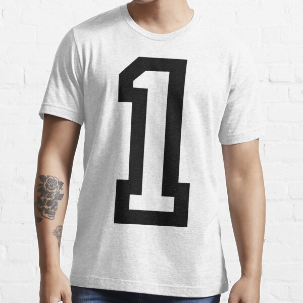 Number One Essential T-Shirt