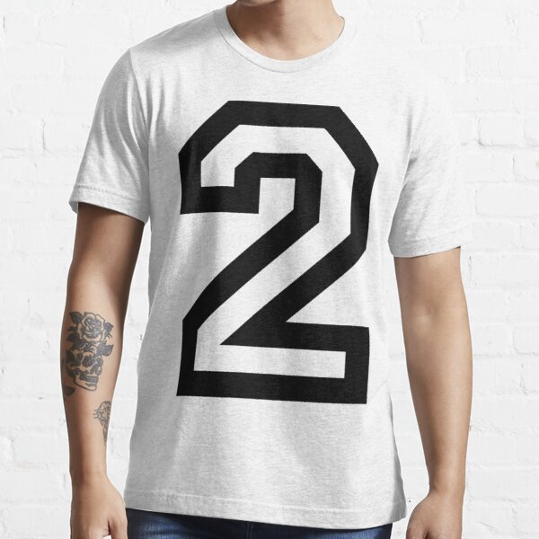 Number Two Essential T-Shirt