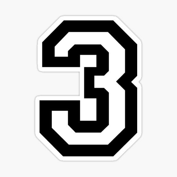 Three Stickers