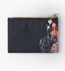 Simply Meant to Be- Jack and sally Studio Pouch