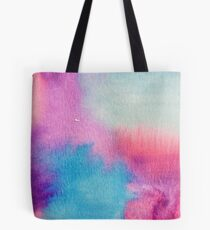 Watercolour abstract 1 Tote Bag