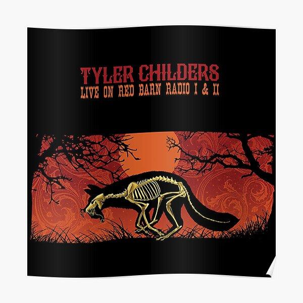 Tyler Childers Design Art Poster