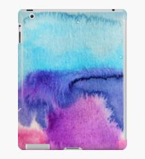 Watercolour abstract 2 iPad Case/Skin