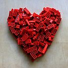 LEGO Heart by thereeljames