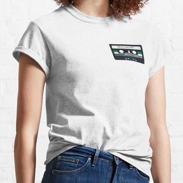 MAG 001 - Statement of Nathan Watts - Cassette Classic T-Shirt
