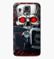 Rat Rod and spiders  Case/Skin for Samsung Galaxy