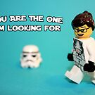 Lady Stormtrooper Valentine by thereeljames
