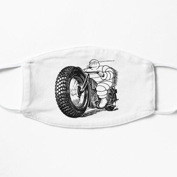 VINTAGE RETRO MOTORRAD Flache Maske