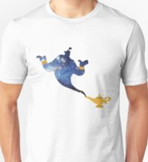 Genie - Galaxy Unisex T-Shirt