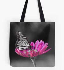 colorized butterfly  Tote Bag