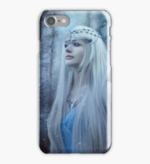 Snow Queen iPhone Case/Skin