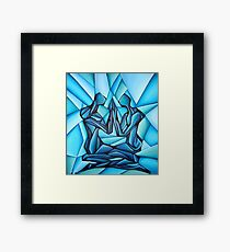 My Soul, My Reflection  Framed Print