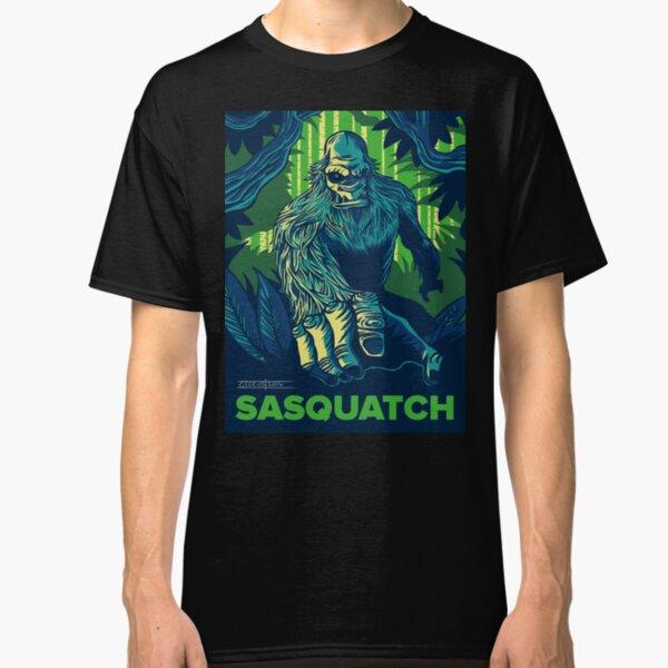 Summer Sasquatch Classic T-Shirt