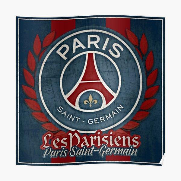 Les Parisiens - Paris Saint-Germain Poster