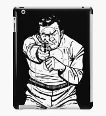 punk shooting range target iPad Case/Skin
