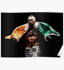 conor mcgregor Poster