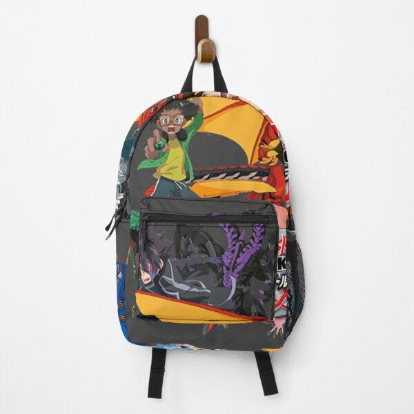 Bakugan Battle Brawlers Characters 2 HD Backpack