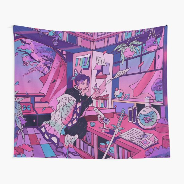 Cute Bar Away Tapestry