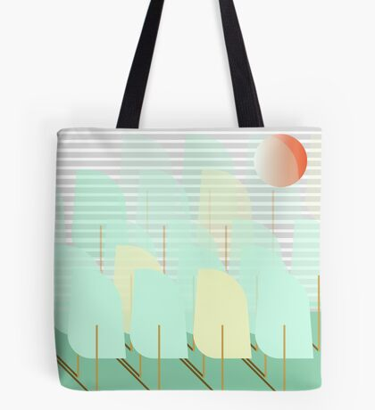 ForestII Tote Bag