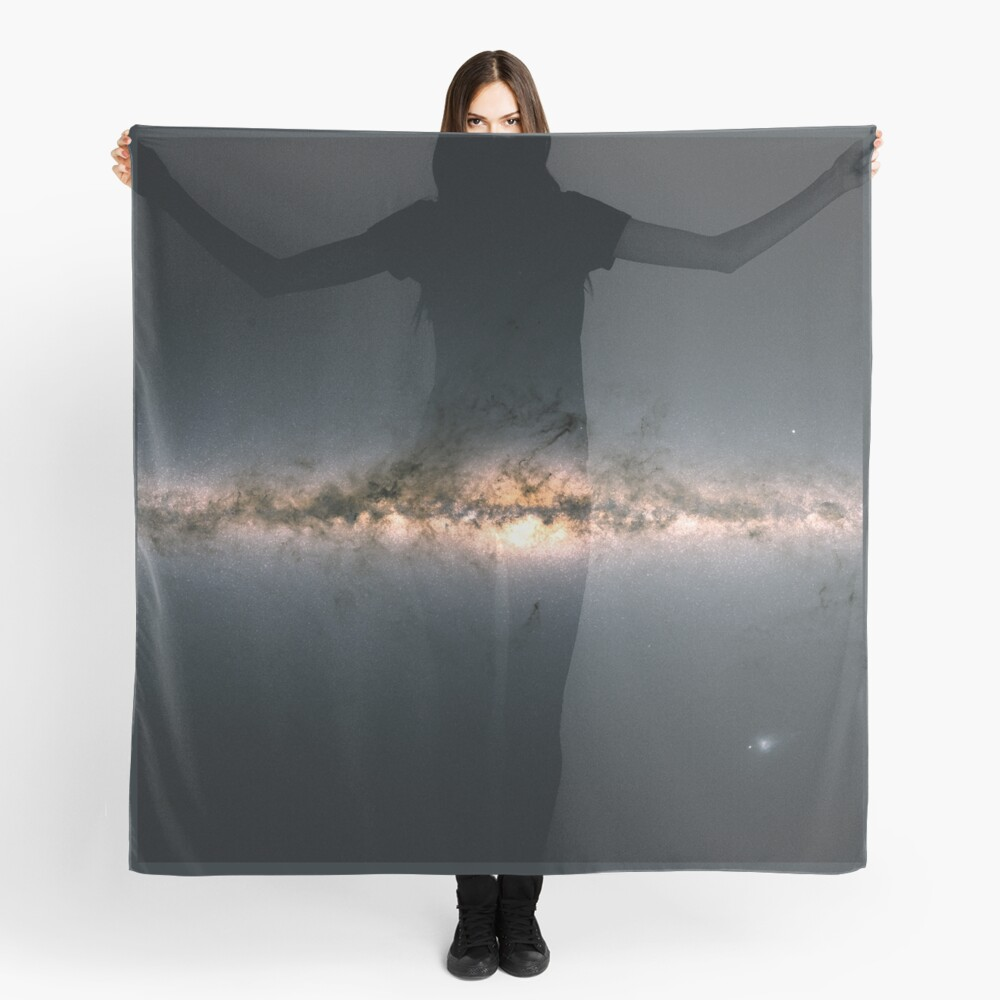 Color of the Sky Scarf