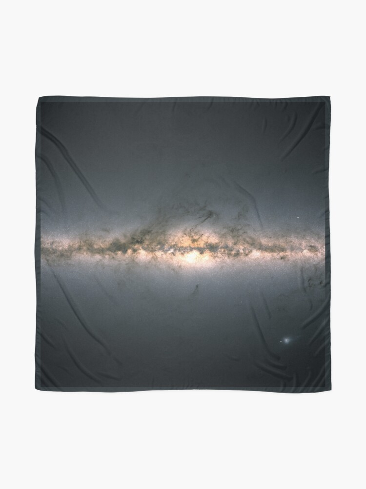 Alternate view of Color of the Sky Scarf