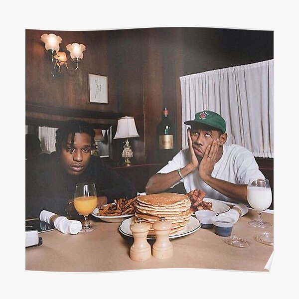 Tyler and Rocky Poster
