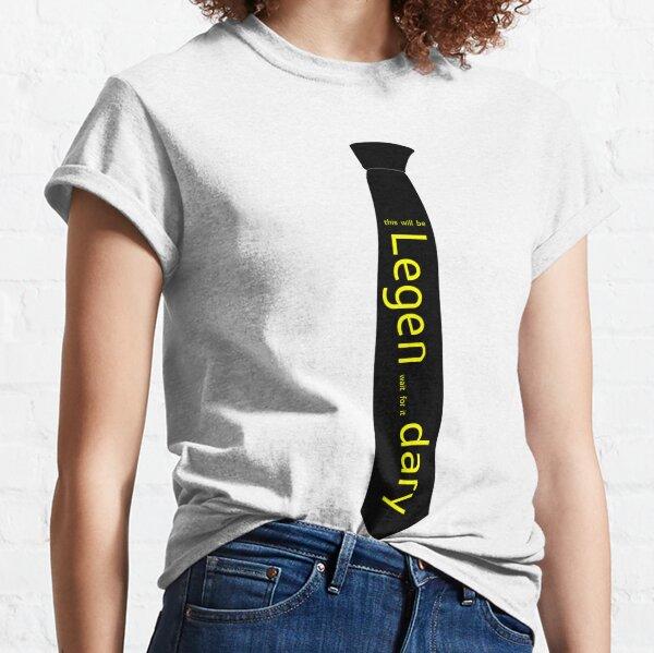 Legendario Camiseta clásica